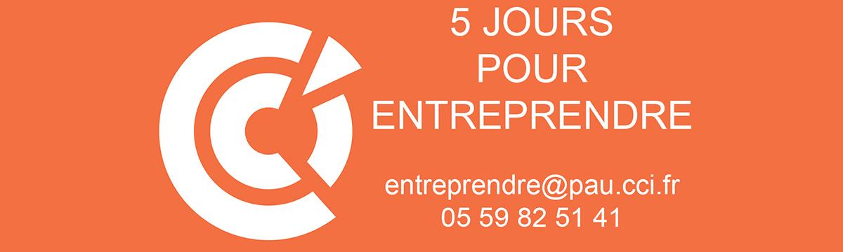 5 Jours Pour Entreprendre