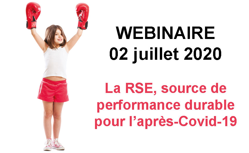 Webinaire RSE : replay