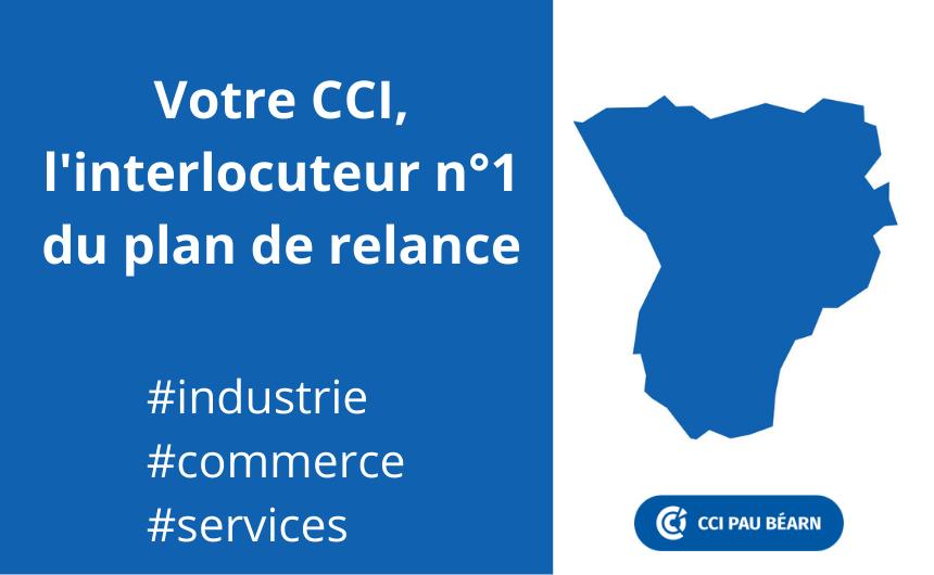 #FranceRelance : le réseau CCI se mobilise dans les territoires