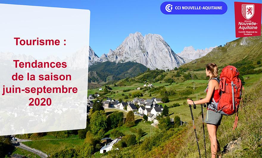 Tourisme en Nouvelle-Aquitaine : Tendances de la saison estivale 2020