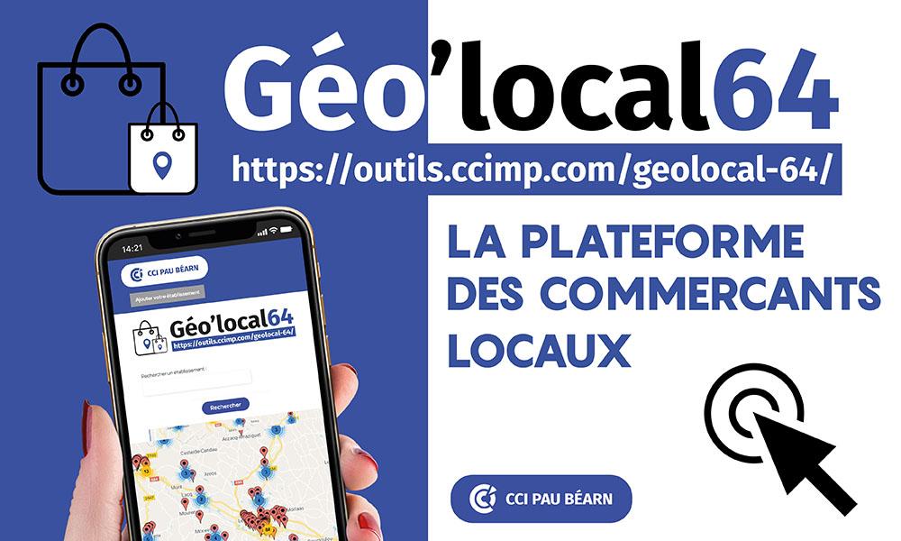Géo'local64