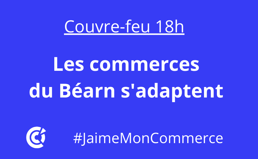 Ensemble, soutenons nos commerçants