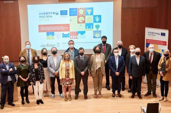 Gaturi, un programme européen pour la compétitivité des entreprises du Béarn
