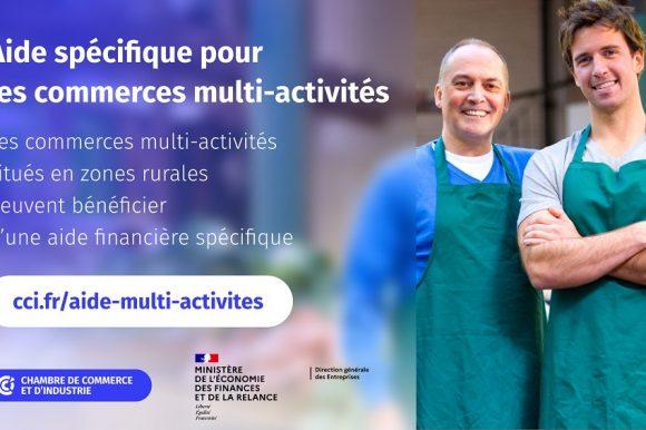 France relance : un dispositif pour les commerces multi-activités des zones rurales
