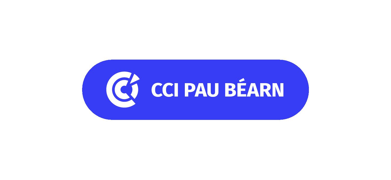 CCI Pau Béarn - Logo